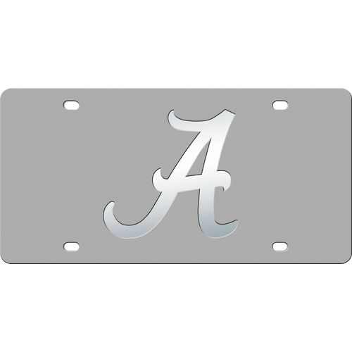 Stockdale University of Alabama Frost License Plate