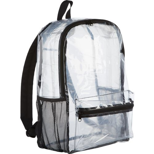 Team Beans Clear Backpack