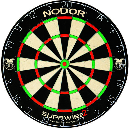 Image for Nodor Supawire2 Bristle Dartboard from Academy