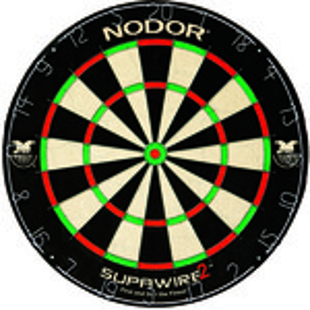 Nodor Supawire2 Bristle Dartboard