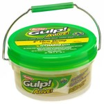 "Berkley® Gulp!® Alive!™ 4"" Shrimp Small Bucket"