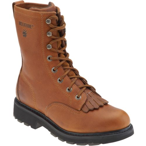 Wolverine Men's Herrin Work Boots - view number 2