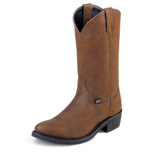 Justin Men's Basics® Western Boots - view number 1