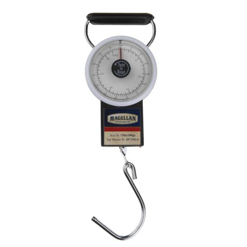 Image for Magellan Outdoors™ Stop & Lock™ Luggage Scale with Tape Measure from Academy