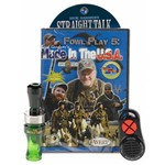 Buck Double Nasty Combo Duck Call Kit