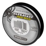 Spiderwire® Ultracast™ Invisi-Braid™ 15 lb. - 125 yards Braided Fishing Line