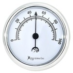 Lockdown Hygrometer - view number 1