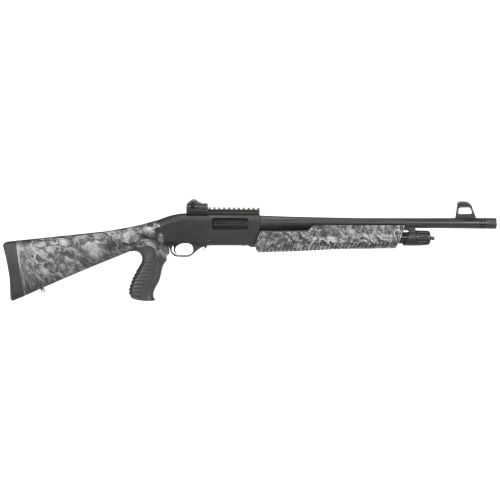 Weatherby® PA459 Skull TR 12 Gauge Pump-Action Shotgun