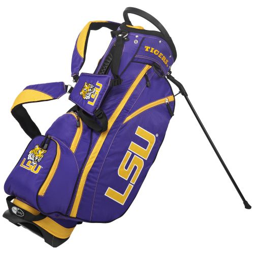 Display product reviews for Team Golf NCAA Fairway Stand Bag