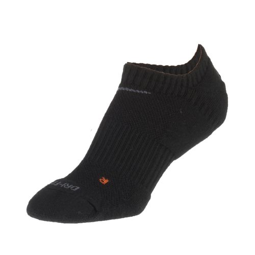 Nike Adults' Dri-FIT Half-Cushion No-Show Socks