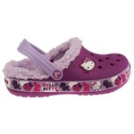 Crocs™ Girls' Crocband Mammoth Hello Kitty Birds and Bunnies Shoes