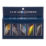 H2O XPRESS™ RT 5-Piece Lipless Crankbait Kit