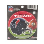 Tag Express Houston Texans Vinyl Round Decal