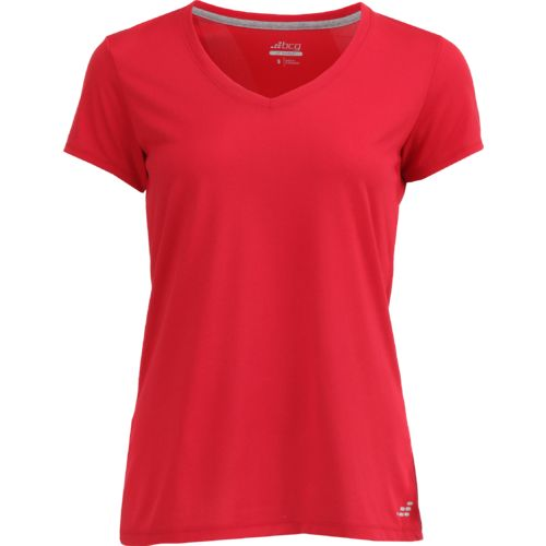 BCG™ Women's Technical Short Sleeve V-neck Top
