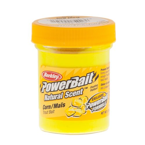 Display product reviews for Berkley® PowerBait Natural Scent™ Trout Bait