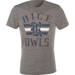 Colosseum Athletics Men's Rice University Bunker T-shirt