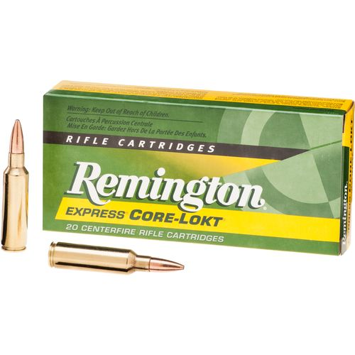 Remington Core-Lokt® .300 WSM 150-Grain Pointed Soft-Point