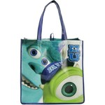 Disney Kids' Monsters Eco Tote
