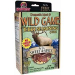 Hi-Country 14.23 oz. Big Sky Sweet and Spicy Domestic Meat and Wild Game Jerky Seasoning and Cure Ki