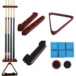 Fat Cat Billiard Wall Rack Combo Set - view number 1