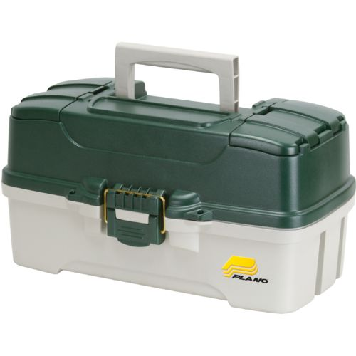 Display product reviews for Plano® 3-Tray Tackle Box
