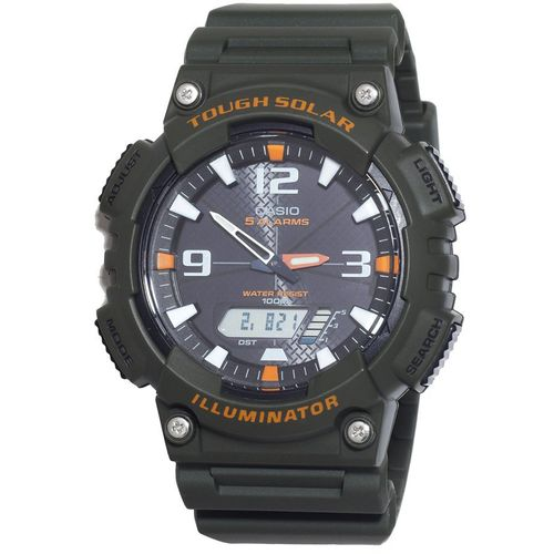 Casio Men's Tough Solar Sport Combination Watch