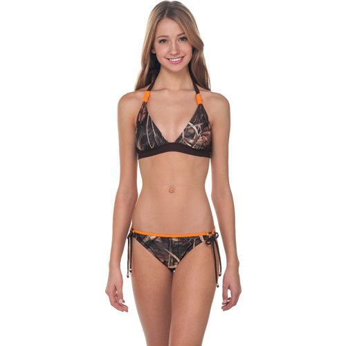 Realtree Juniors' Max-4 Halter Swim Top - view number 2