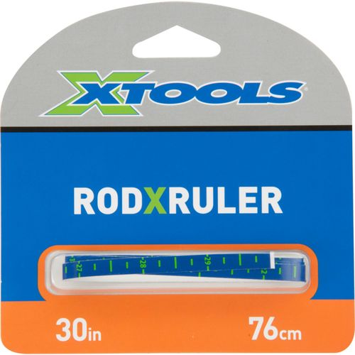 Xtools 30 ruler sticker academy for Fish ruler sticker