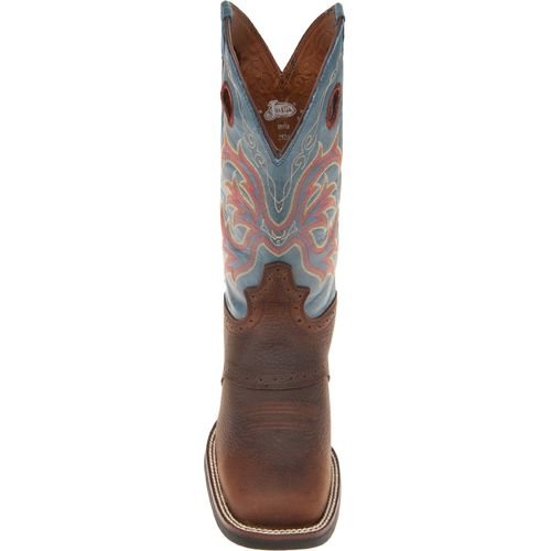 Justin Men's Punchy Stampede Boots - view number 3