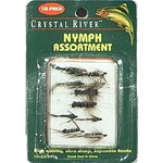 Crystal River Assorted Nymphs 10-Pack - view number 1