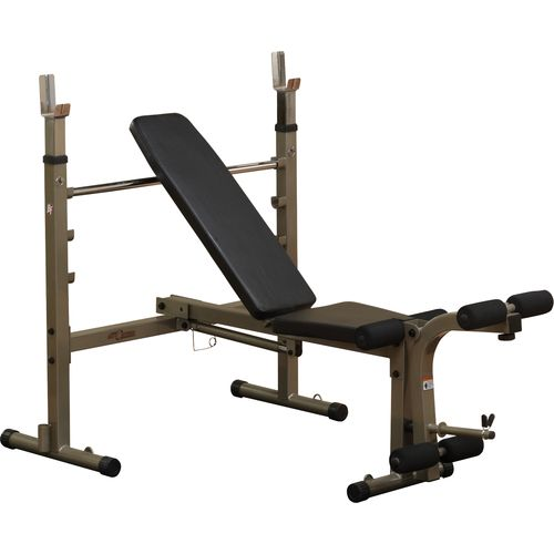 Body-Solid Best Fitness Olympic Folding Bench