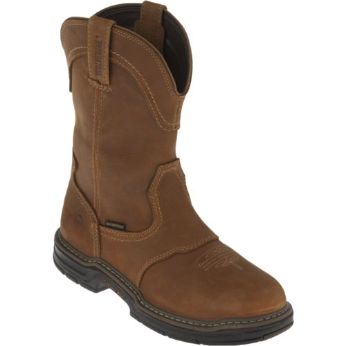 Wolverine Men's Anthem MultiShox Contour Welt WP Western Wellington Boots - view number 2
