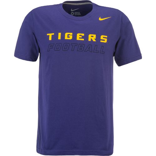 Nike Men's Louisiana State University Training Day T-shirt