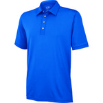 adidas™ Men's Puremotion Microstripe Polo Shirt