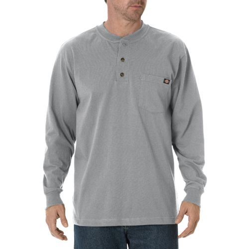 Display product reviews for Dickies Men's Long Sleeve Heavyweight Henley