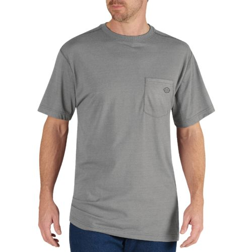 Dickies Men's Short Sleeve drirelease Performance T-shirt