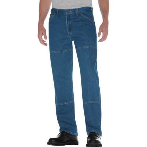 Dickies Men's Relaxed Fit Stone Washed Workhorse Jean
