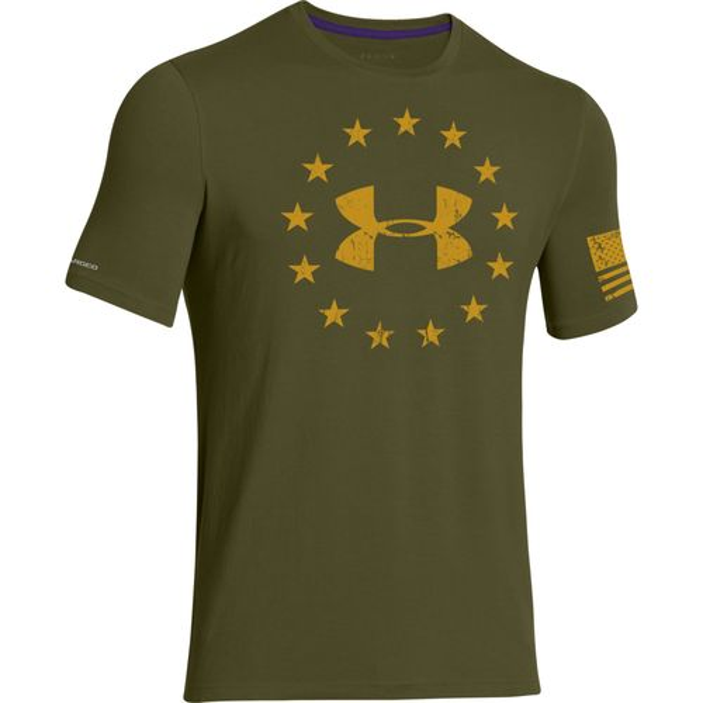 under armour men 39 s freedom t shirt academy