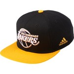 adidas Boys' Los Angeles Lakers Register Snapback Cap