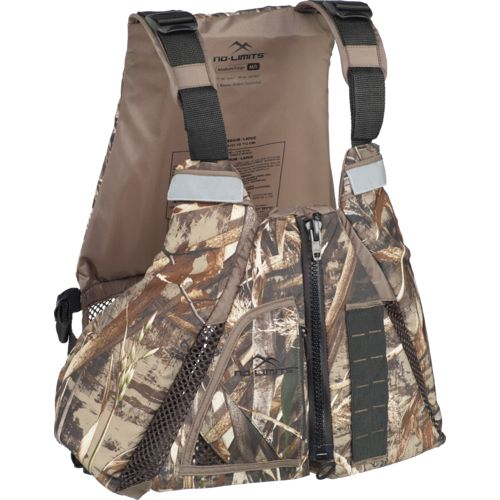 Display product reviews for No Limits™ Camo Sabine Paddling Vest