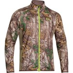 Under Armour® Men's ColdGear® Infrared Scent Control Armour® Fleece Camo Jacket