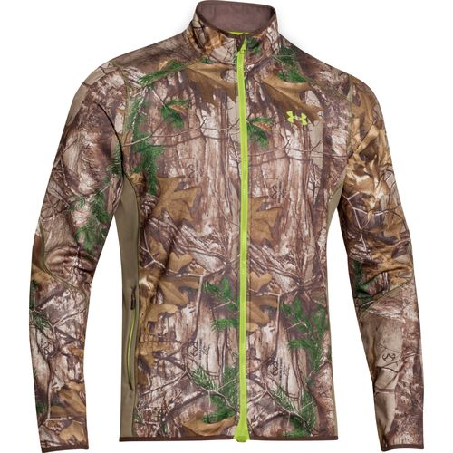 Under Armour™ Men's ColdGear® Infrared Scent Control Armour® Fleece Camo Jacket