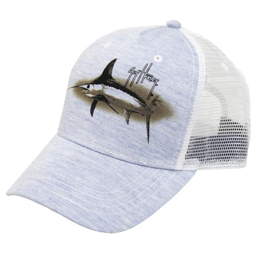 Guy Harvey Men's Swordy Trucker Hat