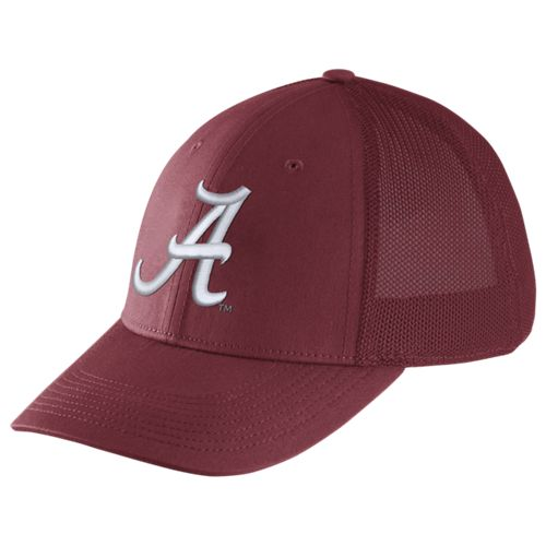 Nike™ Men's University of Alabama Dri-FIT Legacy91 Mesh Back Swoosh Flex Cap