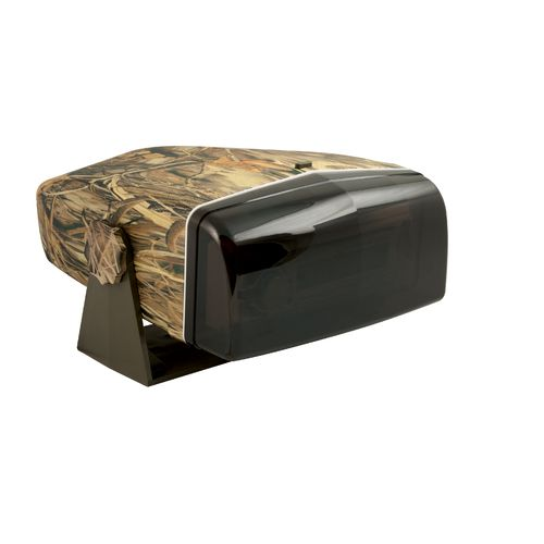 Dual Realtree Camo Marine Gimbal Housing