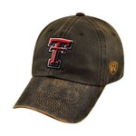 Top of the World Adults' Sienna Adjustable Texas Tech Baseball Cap