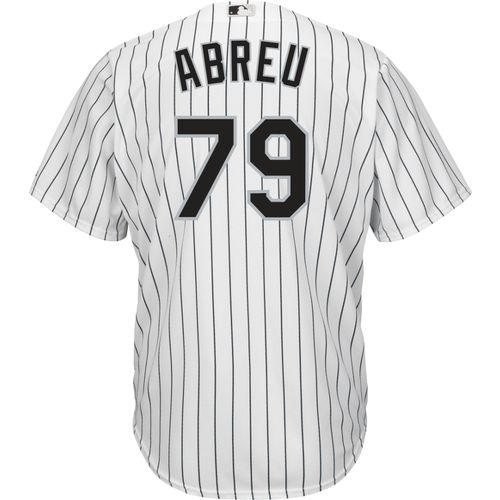 Majestic Men's Chicago White Sox Jose Abreu #79 Cool Base® Replica Jersey - view number 1