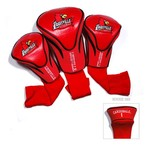 Team Golf University of Louisville Headcovers 3-Pack