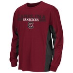Colosseum Athletics Kids' University of South Carolina Poly Long Sleeve T-shirt