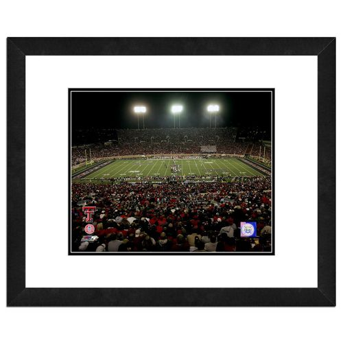 Photo File Texas Tech University 2007 Jones AT&T Stadium 8' x 10' Photo